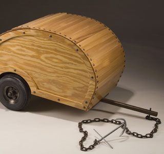 teardrop trailer by christopher robbins